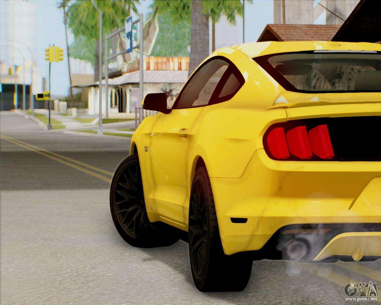 ENBSeries 1.4 для GTA San Andreas пятый скриншот.