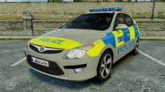 Hyundai i30 Metropolitan Police [ELS]