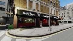 Una nueva cafetería-Hard Rock- para GTA 4