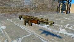 Escopeta semiautomática chacal