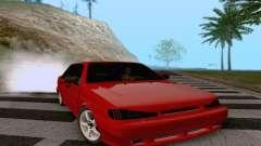 VAZ 2115 Diod para GTA San Andreas