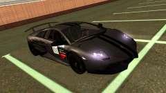 Lamborghini Murcielago LP670-4 SV Team Ravenwest
