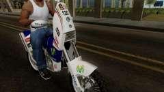 KTM 450 para GTA San Andreas