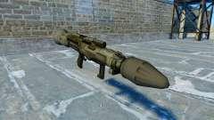 Granada antitanque lanzador quijada v2.0