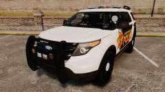 Ford Explorer 2013 LCPD [ELS] v1.5X crossover para GTA 4