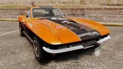 Chevrolet Corvette C2 1967 para GTA 4