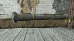 El lanzador de cohetes de Pstal 3
