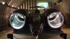Inicio pantallas Thrust SSC en 1997