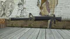 M4A1 из Postal 3