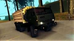 Kamaz 4310 Brevnova para GTA San Andreas