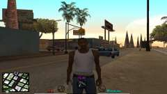 C-HUD Swat para GTA San Andreas