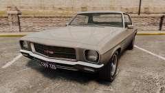 Holden Monaro GTS 1971