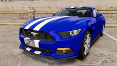 Ford Mustang GT 2015 Stock