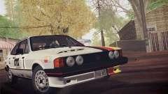 Volkswagen Scirocco S (Typ 53) 1981 IVF para GTA San Andreas