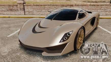 GTA V Grotti Turismo R v2.0 [EPM] para GTA 4
