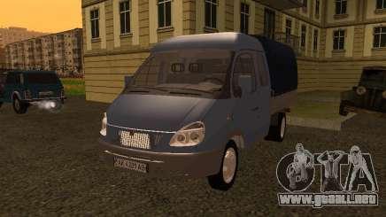 33023 Gacela para GTA San Andreas
