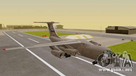 Il-76md-90 (IL-476) para GTA San Andreas