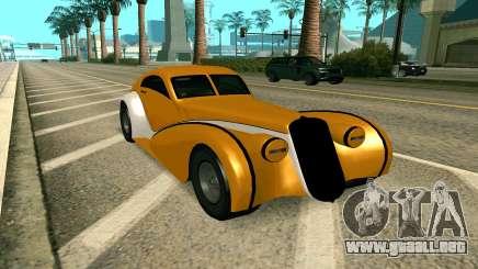 GTA V Z-type para GTA San Andreas