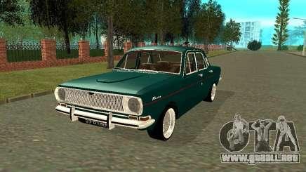 GAS 24-01 Volga para GTA San Andreas