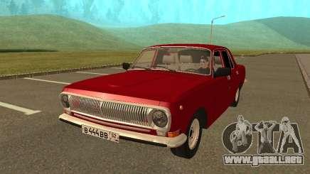 GAZ 24-10 Volga sedán para GTA San Andreas
