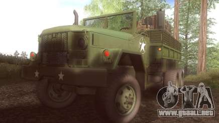 M35A2 para GTA San Andreas