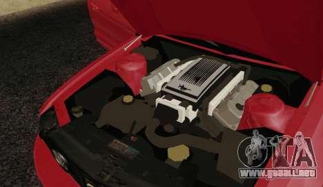 Ford Mustang GT 2005 para las ruedas de GTA San Andreas