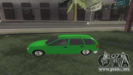 Chevrolet Corsa Wagon para GTA San Andreas left