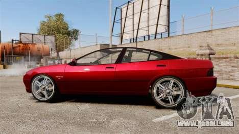 Imponte DF8-90 GT para GTA 4 left