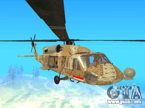 SH-60  Batik Indonesia para GTA San Andreas left
