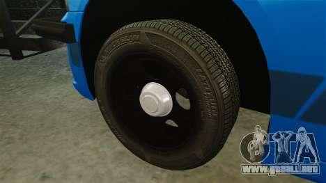 Dodge Charger 2013 LCPD [ELS] para GTA 4 vista interior