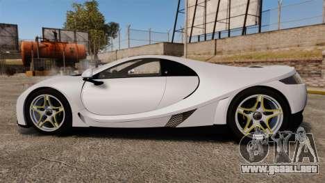 GTA Spano para GTA 4 left