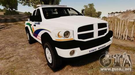 Dodge Ram 2500 2006 DACS [ELS] para GTA 4
