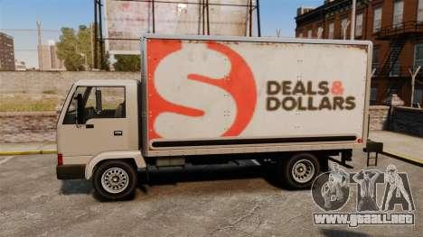 Mula con un nuevo anuncio para GTA 4 visión correcta