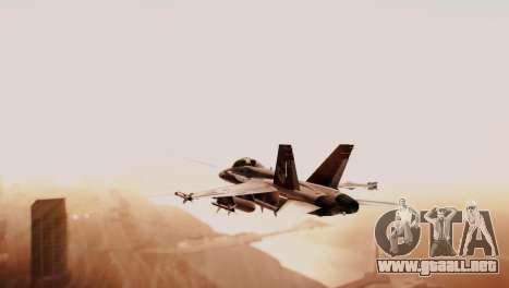 ENBSeries By AVATAR 4.0 Final para GTA San Andreas segunda pantalla