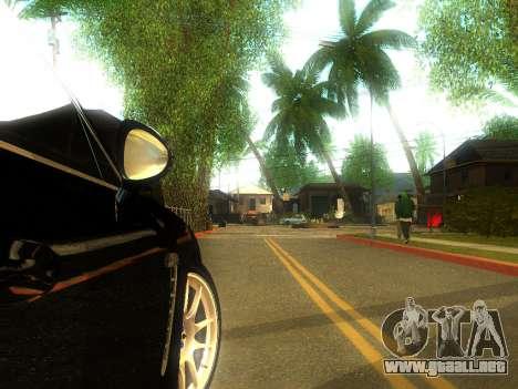 New Grove Street v2.0 para GTA San Andreas sucesivamente de pantalla