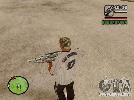 M-86 Sabre v.2 para GTA San Andreas séptima pantalla