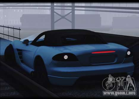 Dodge Viper SRT-10 para GTA San Andreas left