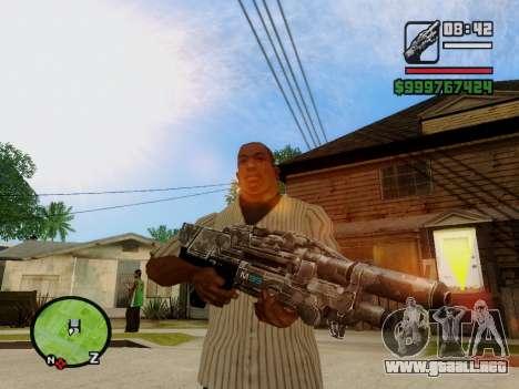 M-86 Sabre v.2 para GTA San Andreas