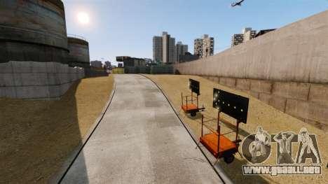 Off-road de pista v2 para GTA 4 undécima de pantalla