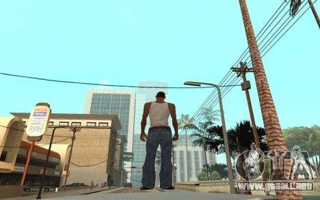 Cambiar el rango de representación para GTA San Andreas