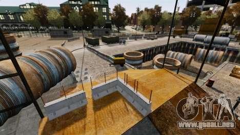Off-road de pista para GTA 4 séptima pantalla