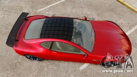 GTA V Hijak Khamelion para GTA 4 visión correcta