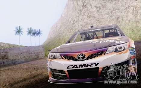 Toyota Camry NASCAR Sprint Cup 2013 para GTA San Andreas