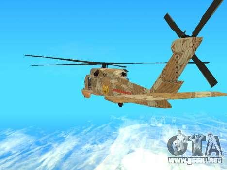 SH-60  Batik Indonesia para la visión correcta GTA San Andreas