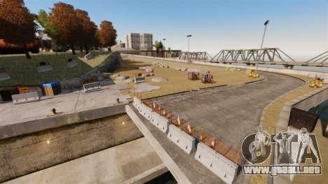 Off-road de pista v2 para GTA 4 décima de pantalla