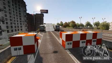 Трек-El Desafío Aceptado- para GTA 4 adelante de pantalla