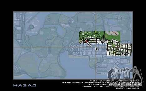 Visita la tumba de su madre para GTA San Andreas tercera pantalla
