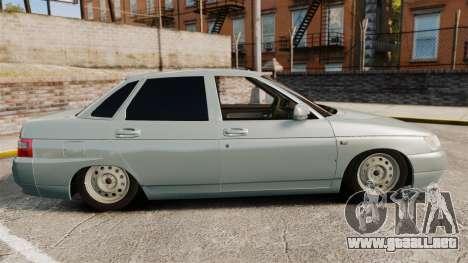 VAZ-2110 110 Bogdan para GTA 4 left