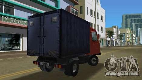 Multicar para GTA Vice City left