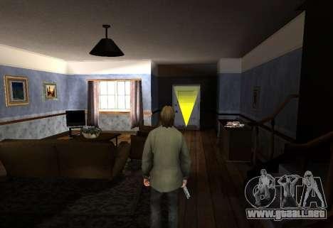 WMYST HD para GTA San Andreas segunda pantalla